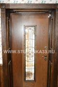 Дверные порталы из дуба